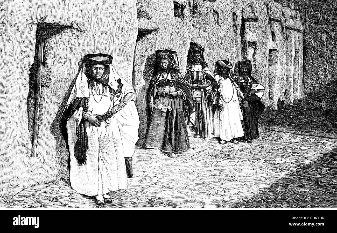 Prostitutes in Algeria