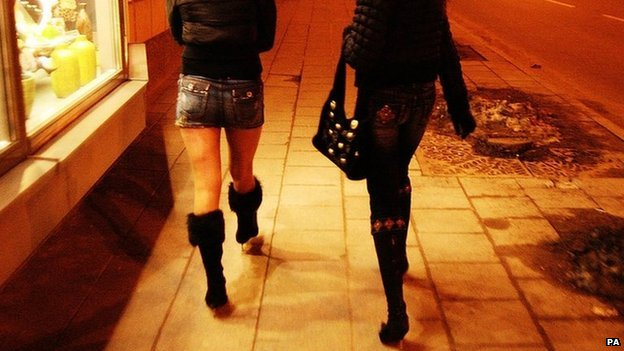 Prostitutes in Orkney