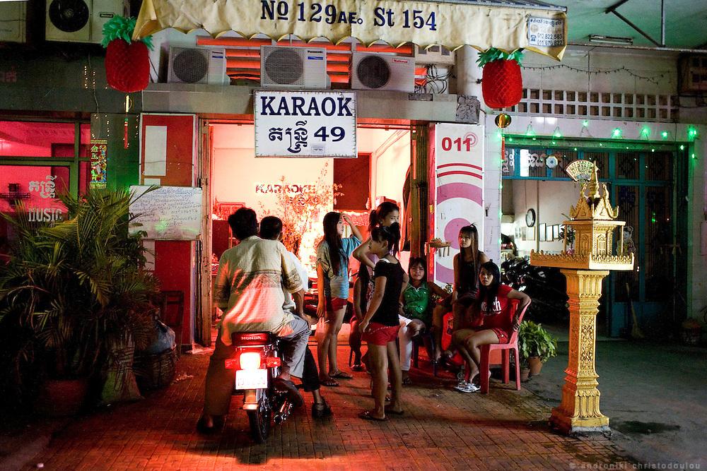 SEX AGENCY Battambang