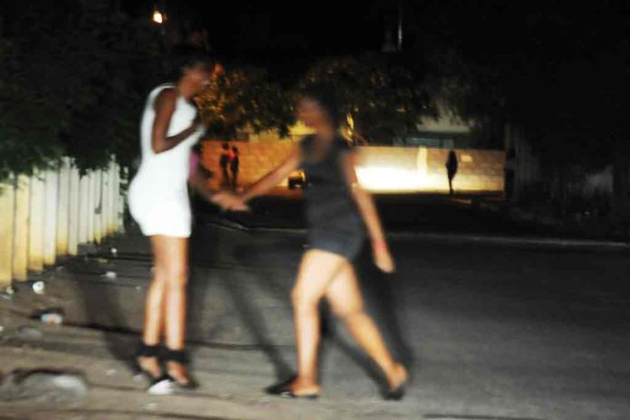 Prostitutes Gaborone
